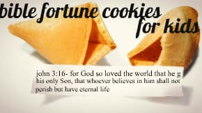 bible fortune cookie