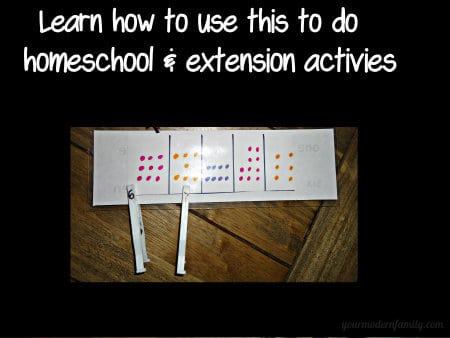 preschool activities with clothespins