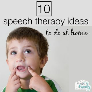 10 speech therapy ideas to do at home (support your therapy with at-home practice)