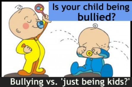 Is my child being bullied