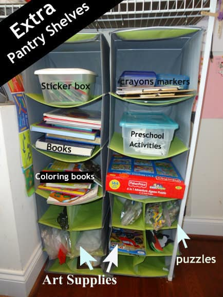 Organizing your pantry 002