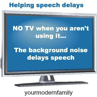 helping child with speech delay