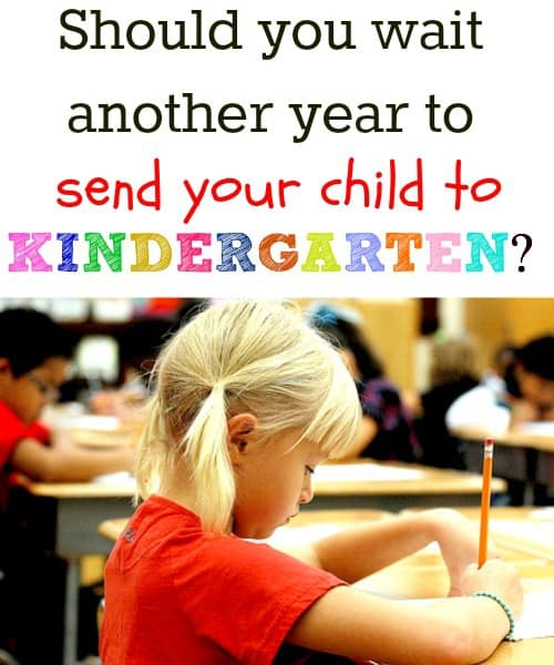 Children sitting at school desks with text above them.
