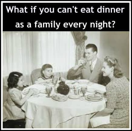 eating as a family 2
