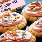 easy funfetti cookies