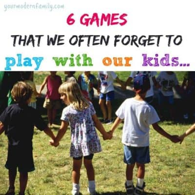 games we forget to play