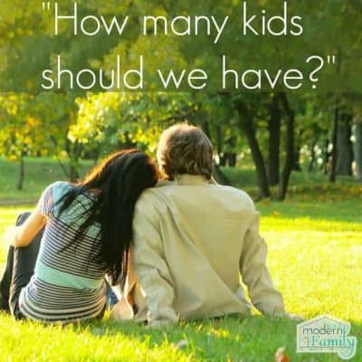 how many kids should we have