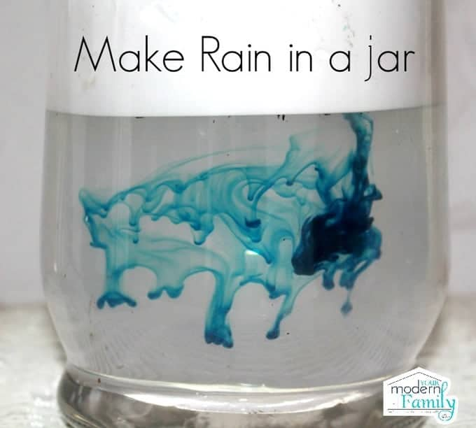 how to explain rain to preschoolers in a simplevway
