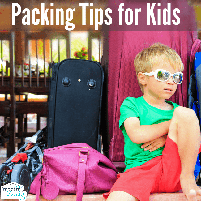 Easy Year To Travel On Christmas: Packing For A Trip With Kids (5 Tips!)- Your Modern Family