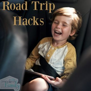Tips for taking a road trip with kids  (& a giveaway!)