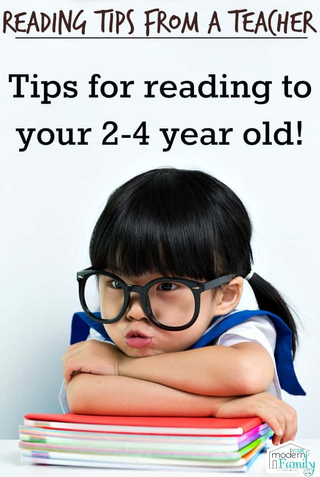 reading tips for preschoolers