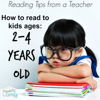 How to read with your preschooler (and toddler)