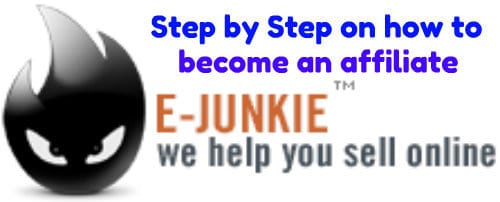 how to be an affiliate on ejunkie