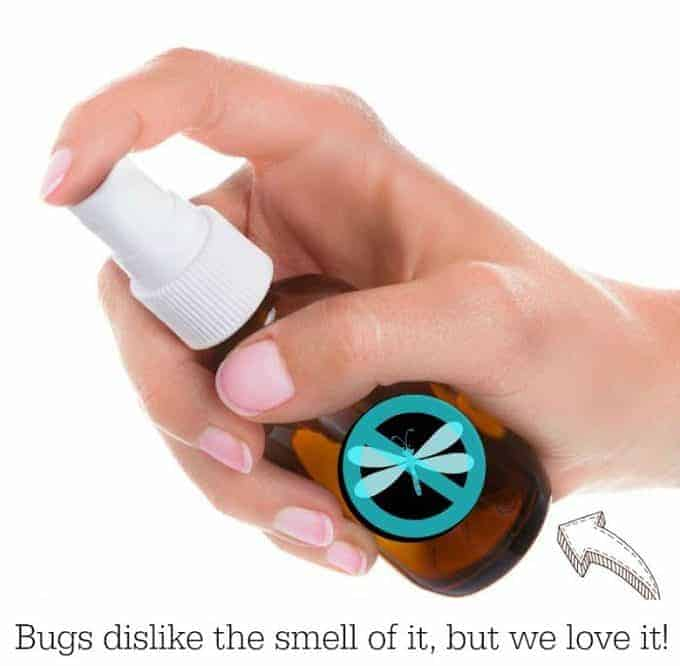 smell spray