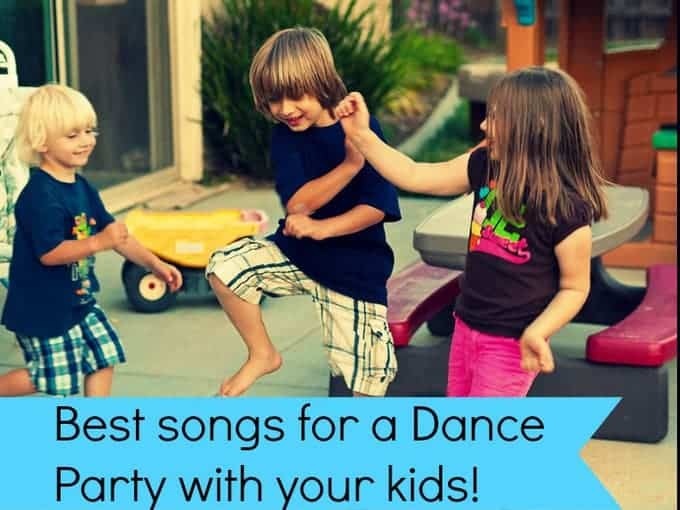 best kids songs for dancing