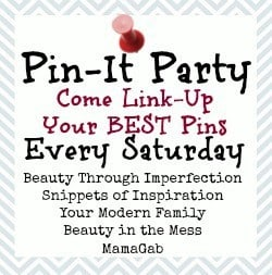 Pin It Link Party