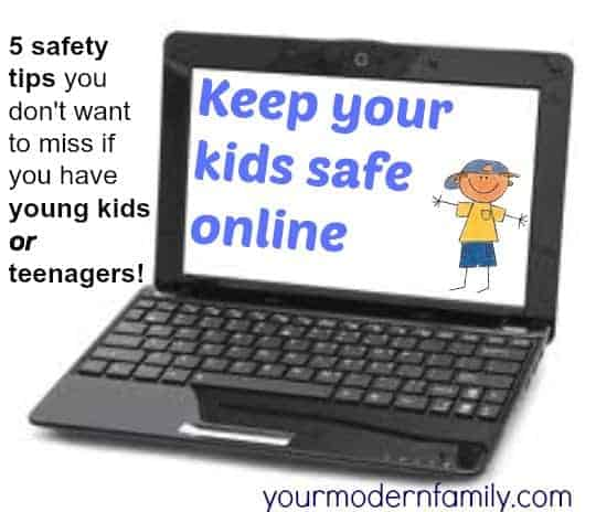 tips for kids online
