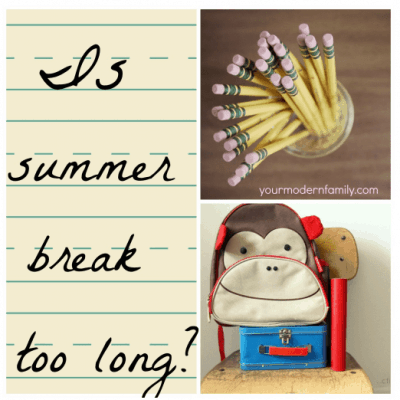 summer break for kids