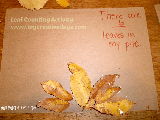 fall leaf activity 2