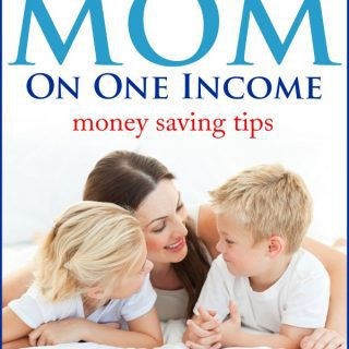You Can be a Stay at Home Mom on One Income ebook
