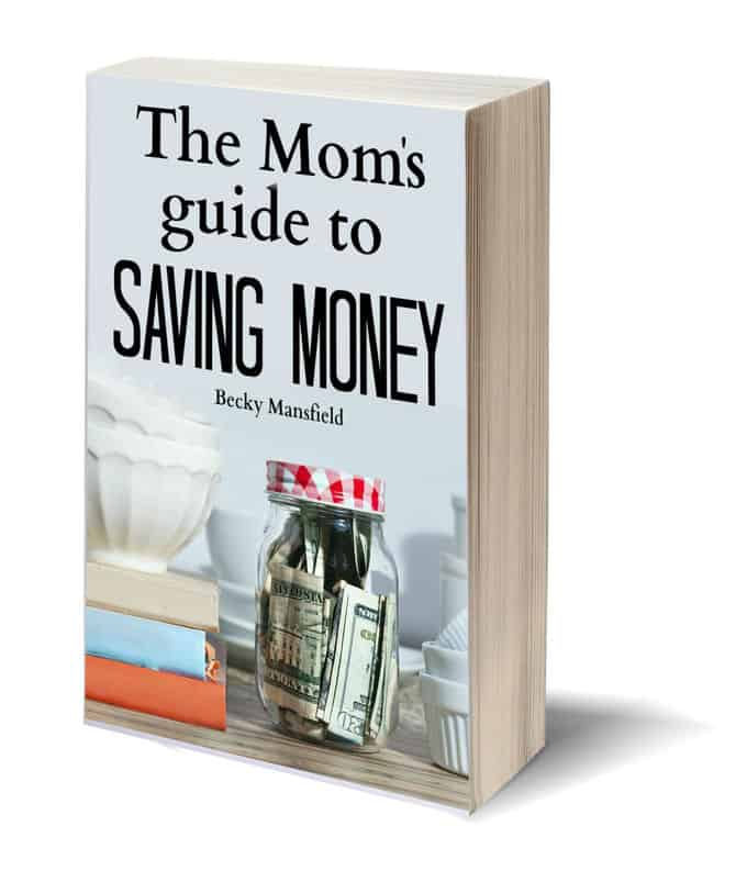 moms guide to saving money
