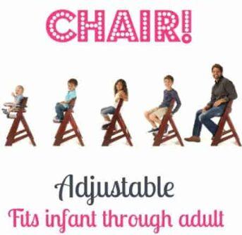 Keekaroo High Chair