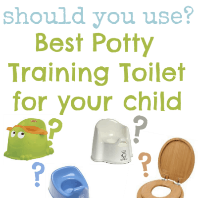 best potty training toilet