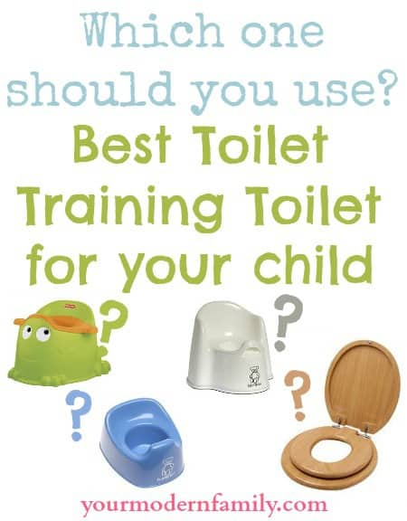 best toilet training toilet