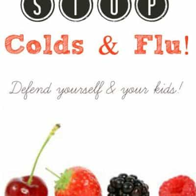 Foods to keep colds & the flu at bay... keep your bodies immunity up the natural way
