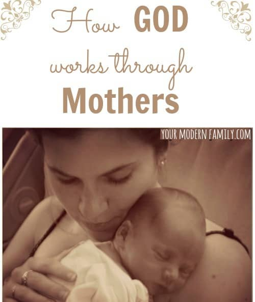 how god uses mothers