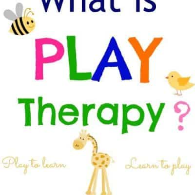 what is play therapy