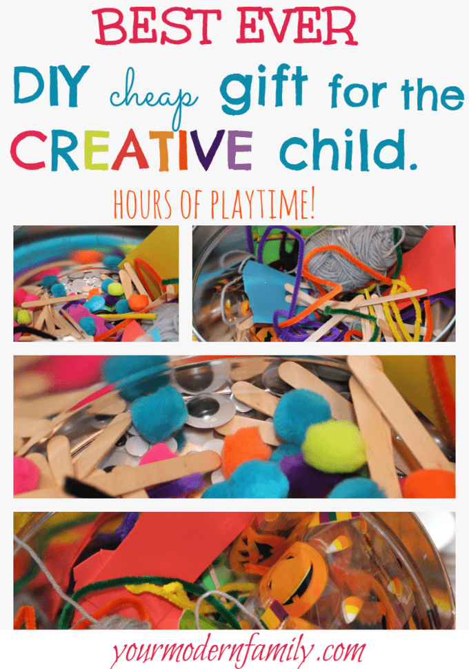 gift for creative child