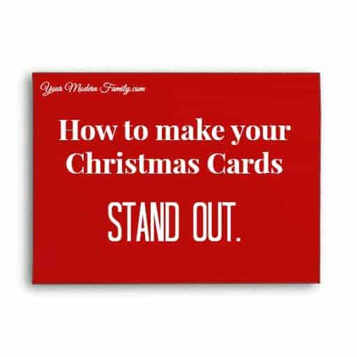 How to write a GREAT Christmas Card that STANDS OUT!
