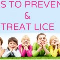 How to prevent & treat lice with kids