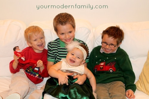 5 things that I love about Christmas break