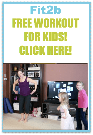 FREE WORKOUT FOR KIDS