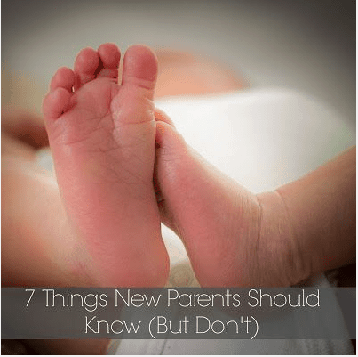7 things that you need to know if you are a parent