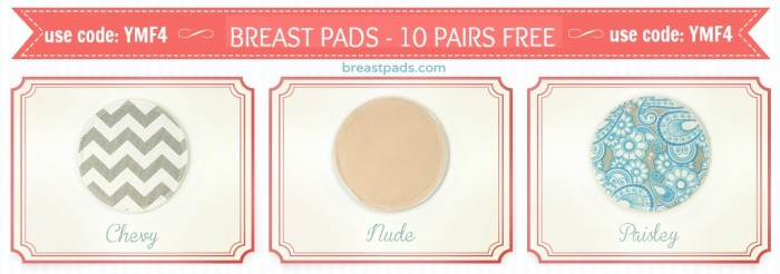 breastpads free