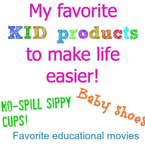 favorite kid products for 2014