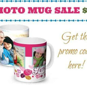 photo mug only $2