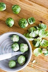 how to use brussels sprouts