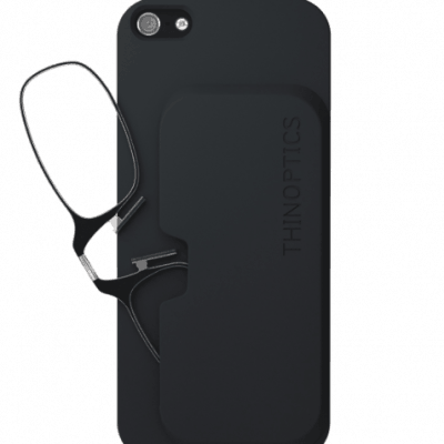 Thinreaders- glasses & case come together