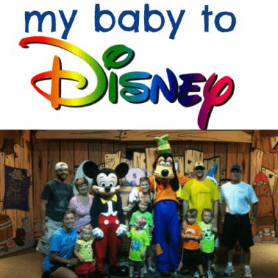 Should I take my baby to Disney