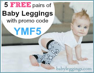 baby leggings  FREE