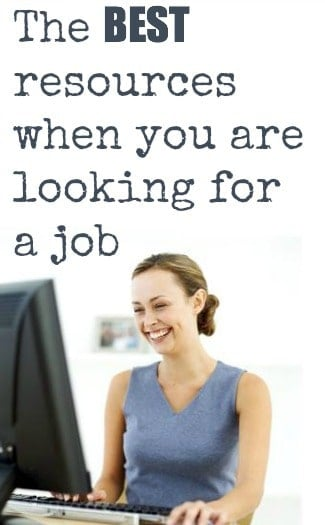 Best resources when looking for a job
