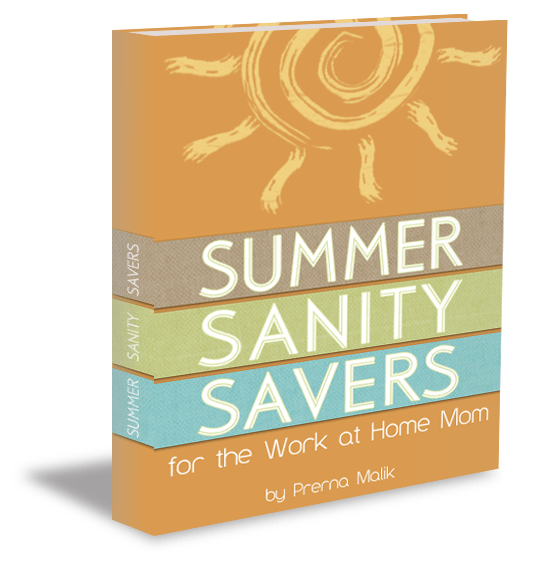 A book on spring cleaning and organizing.