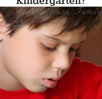 Tips to prepare your preschooler for Kindergarten