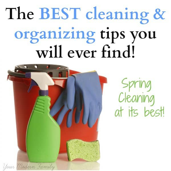 best cleaning tips!