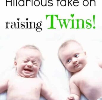 father of twins shares a hilarious post about raising twins… its all a numbers game!
