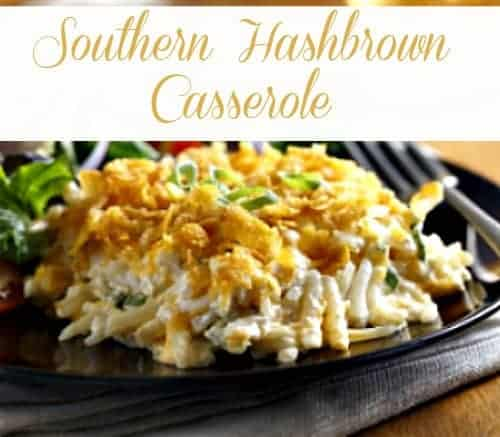 southern hasbrown casserole